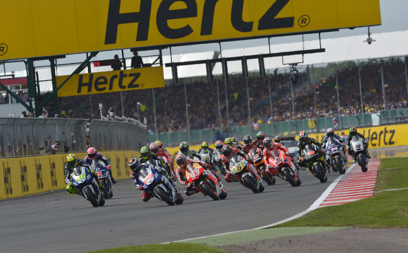 Last chance to take advantage of 'Early Bird' prices for Silverstone MotoGP - John McPhee ...