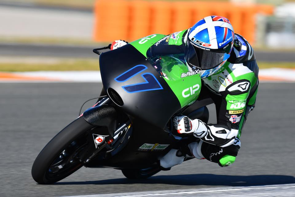 John's Blog: First tests on the new bike at Valencia and