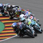 John closes the first half of 2019 season with 6th at the Sachsenring