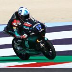 Strong opening day in Misano for John