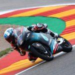 Ninth on the Aragon grid for John McPhee
