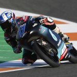 John inside the top ten on difficult first day at Valencia