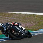 McPhee at the sharp end in official Moto3 test