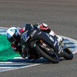 John starts 2020 season with two day Jerez test