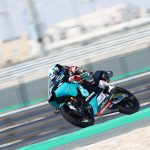 John sets to work in Qatar GP free practice