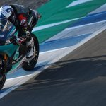 John McPhee ends first day of Andalucia GP ninth, topping FP2