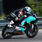 John makes a positive start in Brno