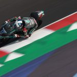 Emilia Romagna GP underway for John McPhee
