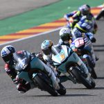 Incredible ride to fifth for McPhee at MotorLand Aragón