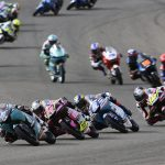 John McPhee takes sixth in Moto3 melee at MotorLand Aragon