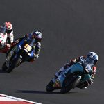 John McPhee rounds out 2020 Moto3 season with top-ten #PortugueseGP finish