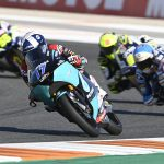 John McPhee finishes 11th in tough #ValenciaGP race