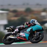 John to start penultimate Moto3 race of 2020 from 16th place on the grid