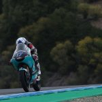 Solid work on tricky day one in Jerez for John