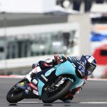 John rides to 23rd after pitlane start in Portimao