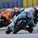 Superb fourth place in France for John McPhee