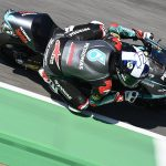 John third, and happy with solid opening day at Mugello
