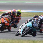 John battles to take solid sixth in the #DutchGP