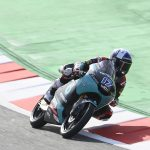 John focuses on race pace on day one at Barcelona