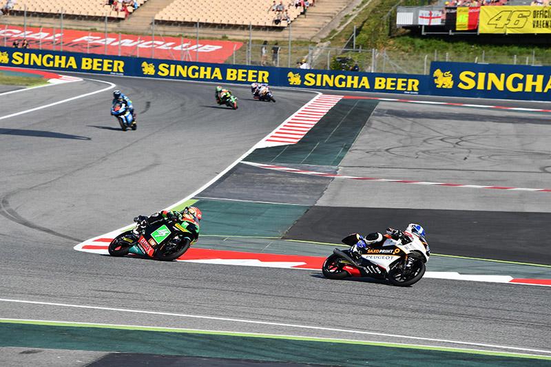 John expecting difficult race in Catalunya - John McPhee Official Website | Moto3 World ...