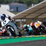 John McPhee storms back into the points at Le Mans