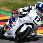 Solid opening day at the Sachsenring for John McPhee