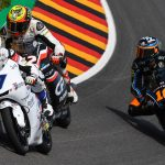 John heads into the Summer break after DNF at Sachsenring