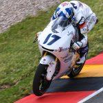 Top ten grid slot in Germany for John McPhee