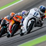 John McPhee off to a solid start at Aragon