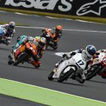 John excited and determined for Japanese GP race day