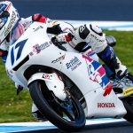 John looking for more from day two in Phillip Island