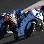 John ready for fightback in Valencia's 2017 finale