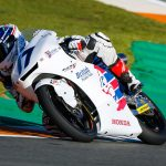 John looking ahead positively to Valencia Qualifying