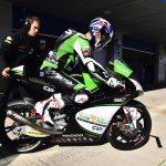 John concludes Jerez pre-season testing happy with progress