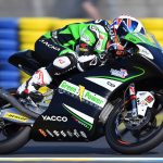 John takes points in French Grand Prix fightback