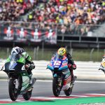 John takes fourth in eventful Catalunya GP