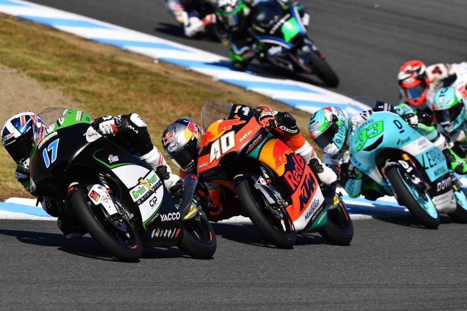John's Blog: Japanese GP weekend - John McPhee Official Website