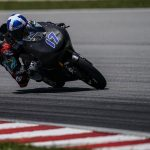 John gets pre-season 3 day test underway at Sepang