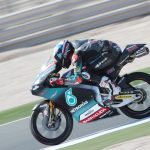 John sets to work as practice gets underway at Qatar