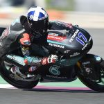 John McPhee qualifies fourth for Grand Prix of Qatar