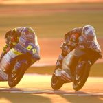John claims first points of the season in Qatar