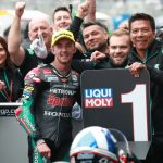 John McPhee gives PETRONAS Sprinta Racing first ever Grand Prix victory