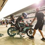 Tricky start for John McPhee and PETRONAS Sprinta Racing in Barcelona